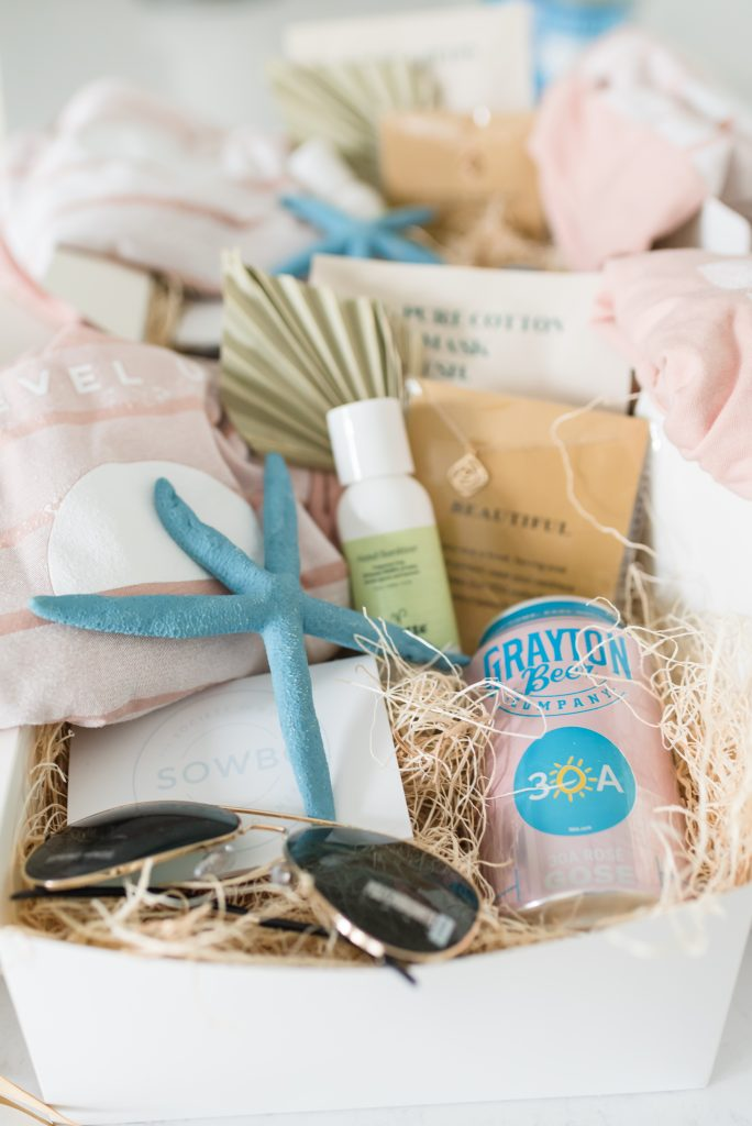 Society of Women Business Owners gifts custom gift items to attendees of mastermind
